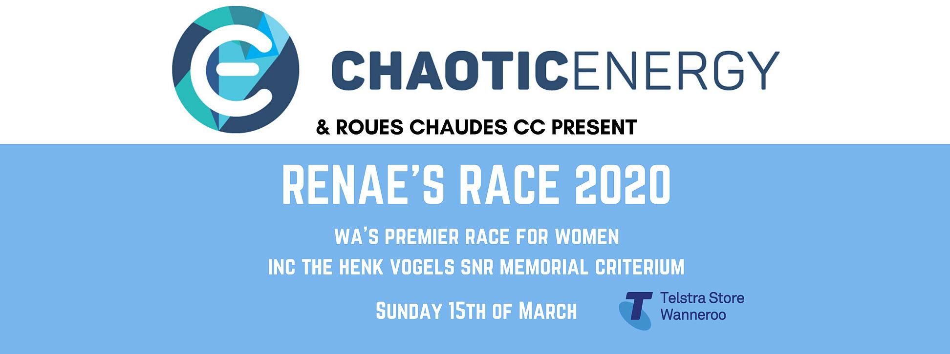 Renae's Race 2020